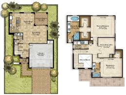 small two story floor plans unique of 2 y modern minimalist house plan