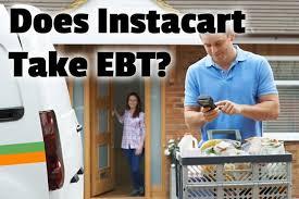 does instacart take ebt yes at