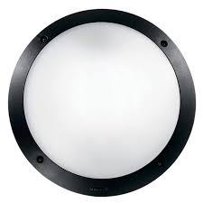 Уличный <b>настенный светильник Ideal</b> Lux Lucia-1 AP1 Nero ...