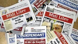 carcassonne une rédaction unifiée pour midi libre et l indépendant