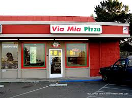 via mia pizza in santa clara california