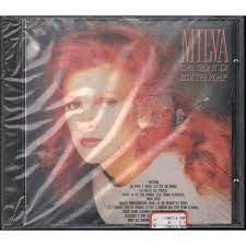 Milva CD Canzoni Di Edith Piaf / Ricordi MPCD 237 Sigillato