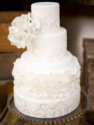 luxury white wedding cake with best wedding cake gallery best