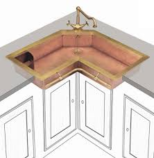 retro brass sink of true vintage material and looks digsdigs