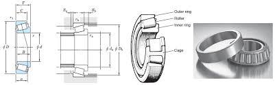 Wheel Bearing Size Chart Koyo Japan Ntn Inch Size Tapered Roller Bearings 4t 4370