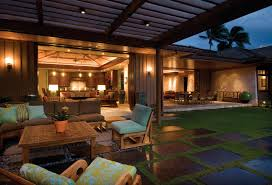 tropical outdoor lighting. sumptuous home depot pavers mode hawaii tropical patio inspiration with ceiling lighting covered grass lawn outdoor cushion paver