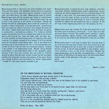 walter de maria compositions essays meaningless work natural walter de maria 3