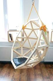 diy hanging chair hanging chair hammock u 3 4 1 by geodesic hang design diy indoor diy hanging chair