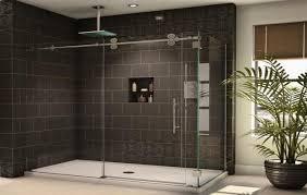 bathroom sliding glass shower doors. Home And Interior: Enchanting Sliding Glass Shower Doors Handle Adeltmechanical Door Ideas From Bathroom