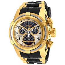 mens watches casual watches for men on jcpenney invicta mens black bracelet watch 16317