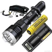 Tac Lights Us 59 46 15 Off Nitecore P16 Tac Tactical Flashlight Cree Xm L2 U3 Max 1000 Lumen Beam Distance 300 Meter Torch For Law Enforcement In Flashlights
