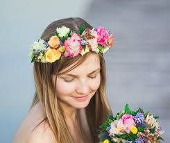 Cass Floral Design School Make Your Own Floral Crowns 04 07 19