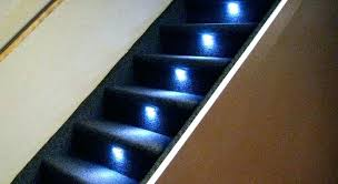 led stair lighting kit. Stair Led Light Indoor Lights Staircase Lighting Kit Reactive Automated . A