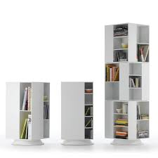 Rotating Bookshelves Box Rotating Bookshelf Clever Design Technology  Pinterest