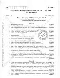 Papers Paper 1st Semester Mba Dec 2013 Question Papers