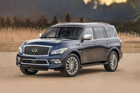 infinity 2017. 2017 infiniti qx80 limited 4dr suv exterior shown infinity i