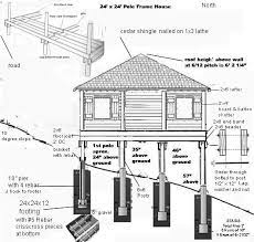pier and beam foundation building a