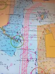 Safe Water Mark On Chart Iala Buoyage System For Mariners Different Types Of Marks