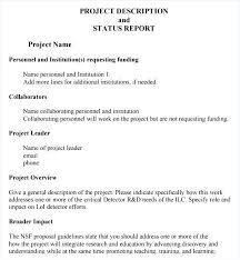 Business Progress Report Template Extraordinary Project Progress Report Template Status Format Examples Writing