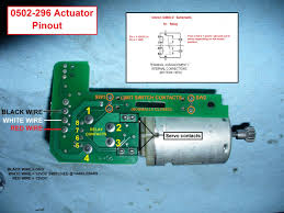 wd actuator wire removal disassembly and click image for larger version bottom side pin out rsz jpg views