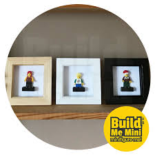 home minifigure frames