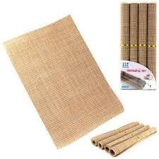 <b>Набор коврики сервировочные</b> кухонные 45х30 см, пластик ...
