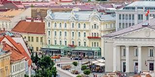 Картинки по запросу TV torn in Vilnius