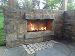 natural gas outdoor fireplaces fire pit australia