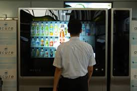 Touch Screen Vending Machine Japan Adorable Touchscreens Go Mainstream For Tokyo Vending Machines Core48