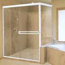 style and durability without the frame 3 16 semi frameless swing door and frameless sliders