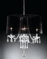 chandeliers black chandelier with crystal black drum chandelier with crystals interior design ideas regarding designs