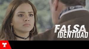 Youtube Telemundo Falsa De Identidad Avance Exclusivo Un Mira -