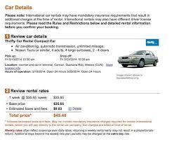 europe car al insurance necessary