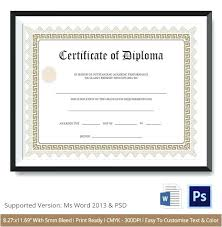 How To Make Fake Certificates Free Free Printable High School Diploma Template Best Of Certificate