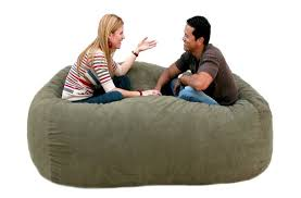 relaxing furniture. Comfortable Relaxing Furniture. 7-feet Xx Large Olive Cozy Sac Foof Bean Bag Chair Love Seat Furniture E