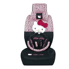 car seat leopard print car seats seat covers suppliers and whole universal hello kitty