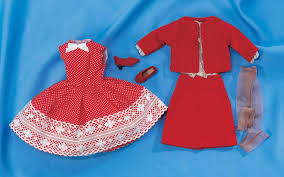 "American Dolls 1950-1965: 190 Costumes for ""Polly"" by Alexander"