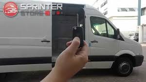 Ben mercedes sprinter conversions part of the autoline group. Mercedes Sprinter Conversion Camper Van Automatic Electric Sliding Door System Free Shipping Sprinter Parts And Service Store Inc