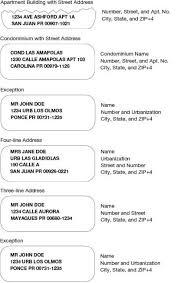 Rico Puerto Postal Explorer Addresses 29