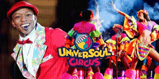 Universoul Circus Vip Ticket Orders