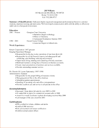 Medical Billing Resume Templates Examples Of Resume Objectives For Medical Billing And Coding RESUME 24