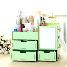 wooden makeup organizer new wood makeup organizer with mirror tissue box cosmetic organizer wooden makeup holder wooden makeup organizer