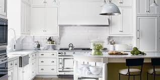 Small Picture White Kitchen Design Ideas Decorating White Kitchens