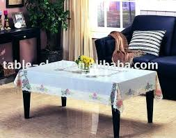 end table cover end table tablecloth coffee table cloth plastic cover printed tablecloth with regard to