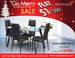 Furniture sale advertisement Bedroom Royaloak Furniture Advert Gallery Royaloak Furniture Go Merry This Christmas And New Year Sale Flat 51