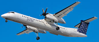Dhc 8 400 Dash 8q Seating Chart Seat Map De Havilland Canada Dhc 8 400 Porter Airlines Best