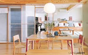 Image Interior Design Minimalist House Fusion Of Thai And Japanese Styles Living Asean Minimalist House Fusion Of Thai And Japanese Styles Living Asean
