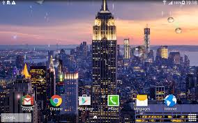 New York Wallpaper For Bedrooms New York Live Wallpaper Android Apps On Google Play