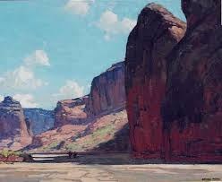 edgar alwin payne 1883 1947 was an american western landscape painter and muralist
