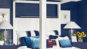 Navy Blue Living Room Unique Ideas For Blue Bedrooms Coastal Living